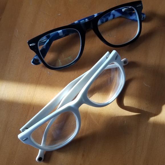 ee9170919b3a 2 Muse M Nerd 🖤 Unisex Eyeglasses Rx Ready. M 5b67c9341b3294b31a69e207